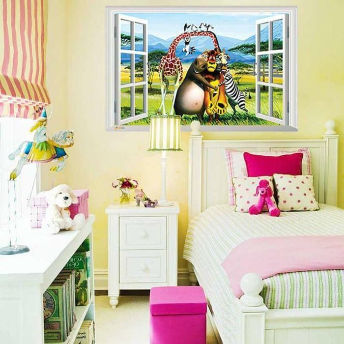 Schöne Wandbilder für Kinderzimmer - einige tolle Ideen - Archzine.net | {Schöne kinderzimmer 7}