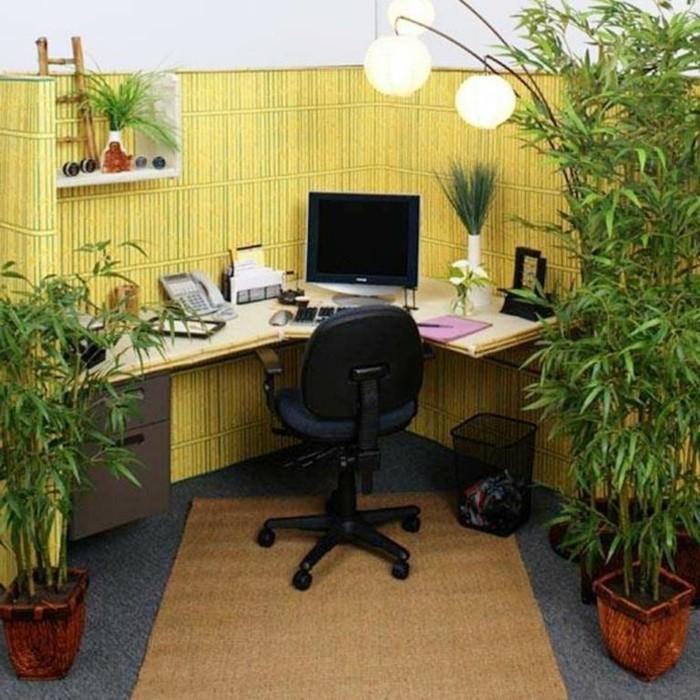 schönes-Büropflanzen-design-aus-vielen-pflanzen-in-verschieder-größe
