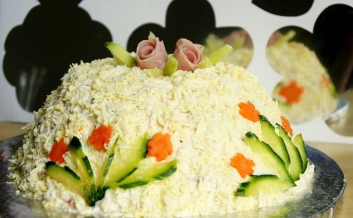 schnelle-torte-aus-gelben-Käsen