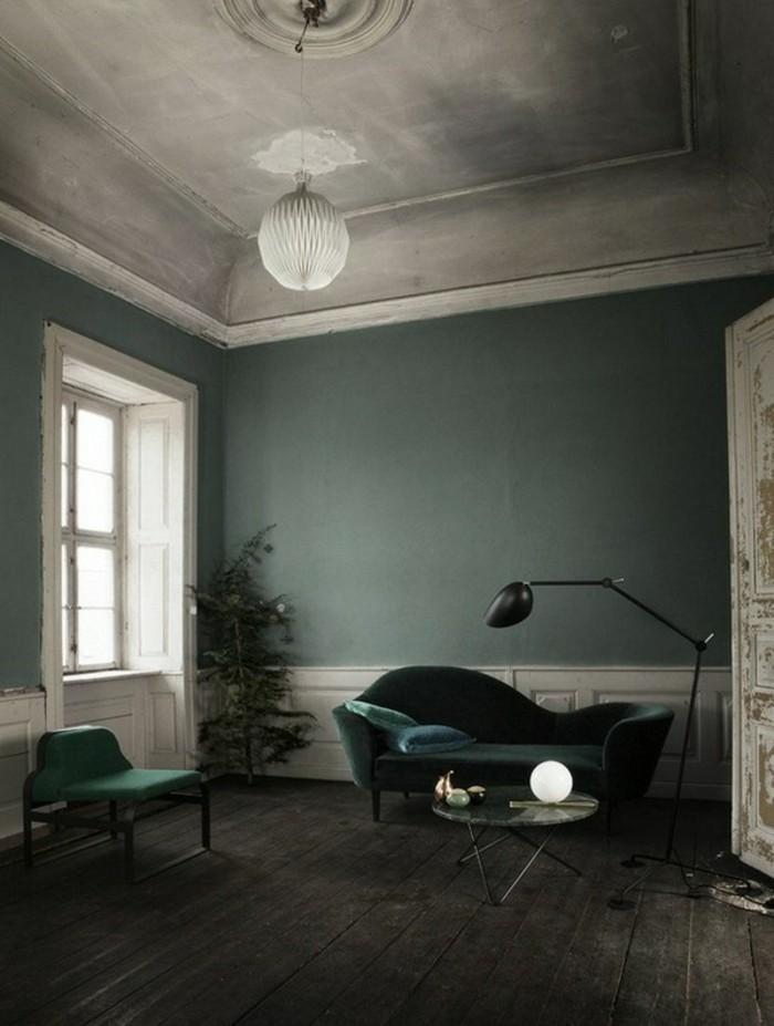 wohnzimmer ideen petrol:farbgestaltung wohnzimmer petrol : Wohnzimmer ideen wandgestaltung