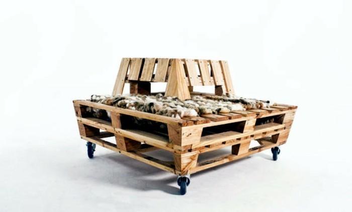 50 coole modelle sofa aus europaletten for Bank aus paletten bauen