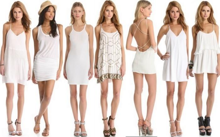 viele-verschiedene-modelle-tolle-kleider-in-weiß