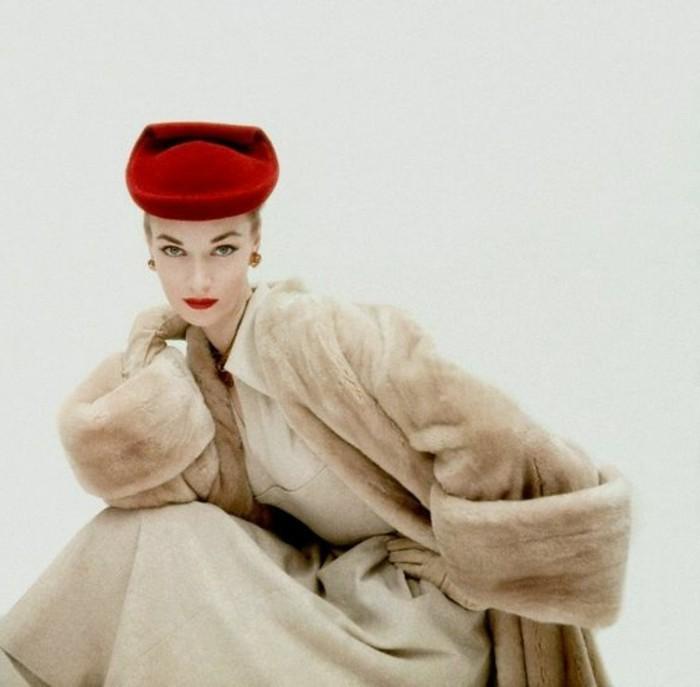 vintage-Mode-aus-den-1950er-Dior