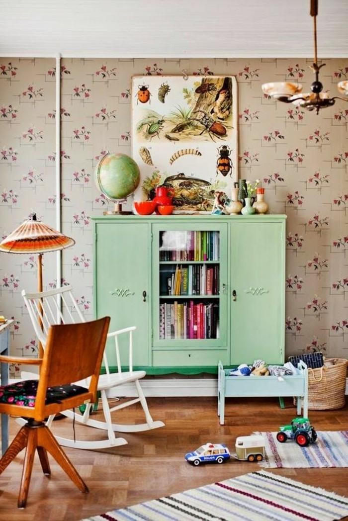 sch ne wandbilder f r kinderzimmer einige tolle ideen. Black Bedroom Furniture Sets. Home Design Ideas