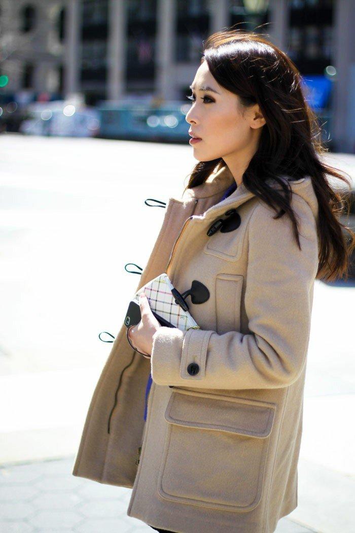 warmer-Wintermantel-für-Damen-von-Burberry