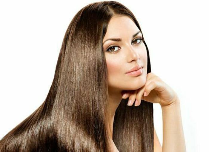 weißer-hintergrund-schöne-haarfarben-in-braun