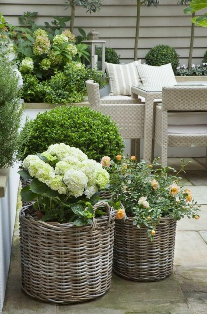 Attractive Wunderschöne Dekorationen Gartenideen Für Kleine Gärten Helles Exterieur