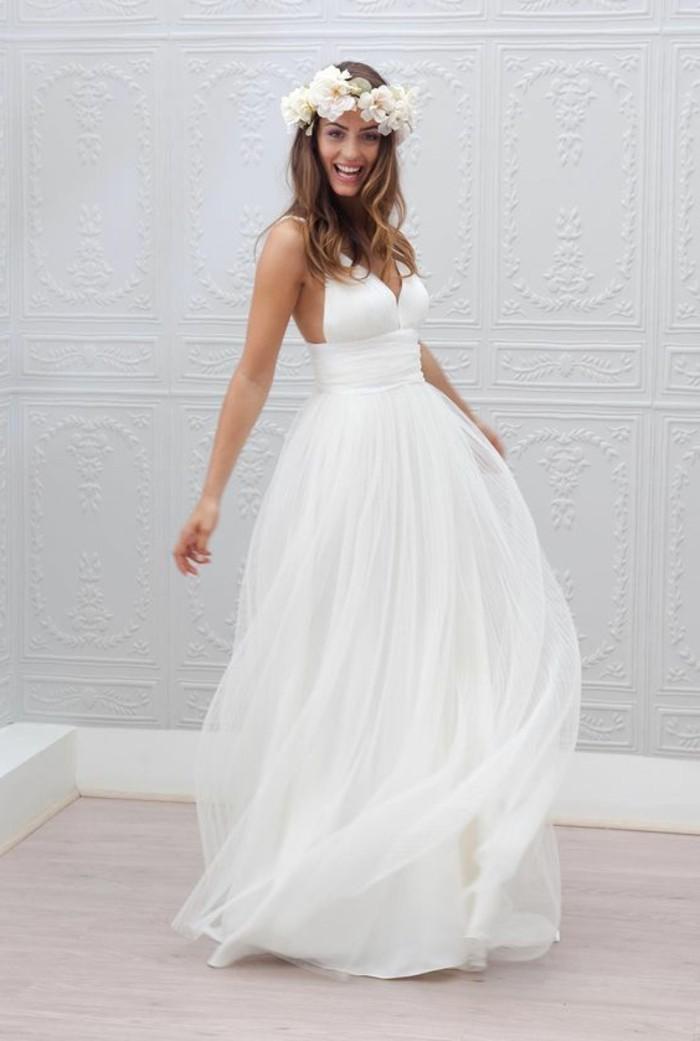 wunderschöne-modelle-damenkleider-in-weiß-langes-design-für-braut