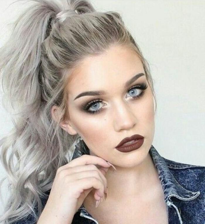 wunderschöne-moderne-kühle-haarfarben-super-helle-nuancen-rote-lippen