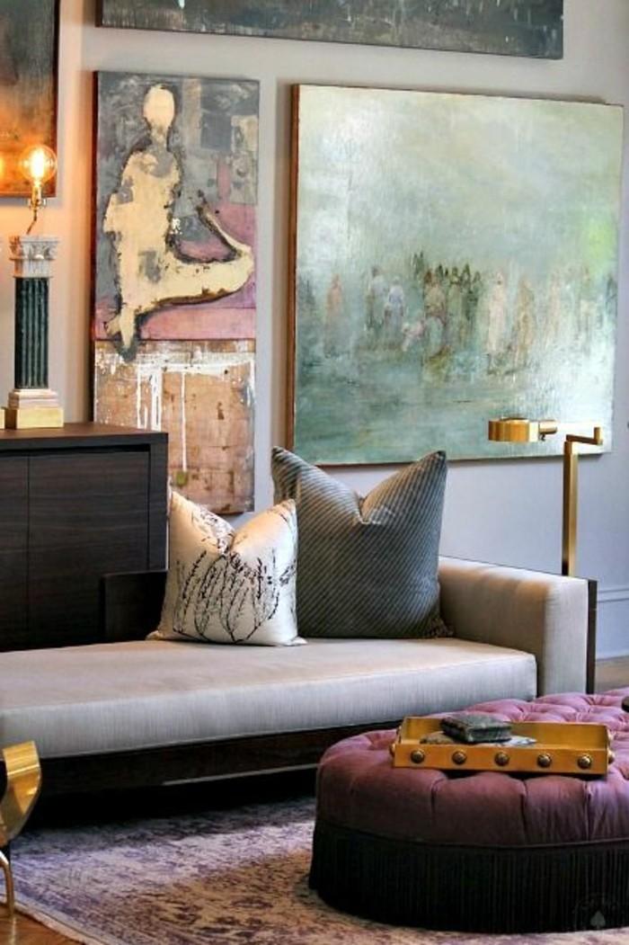 wunderschöne-wohnzimmer-wandgestaltung-kreative-dekoartikel-an-der-wand