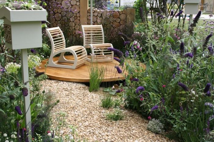 wunderschönes-ambiete-auf-der-terrasse-kleine-vorgarten-schaffen