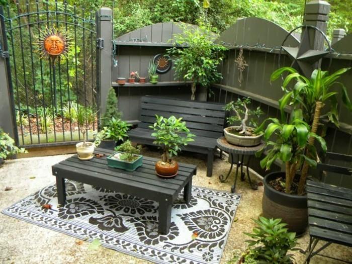 88 Tolle Gartenideen Für Kleine Gärten Archzinenet
