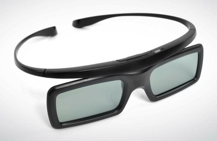 3DTV-Brille-mit-gerundeter-Forn