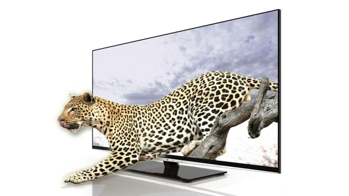 4k-3D-Fernseher-Vorsicht-vor-dem-Tiger