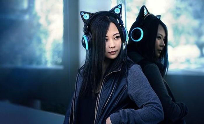 Ausgefallene-Geburtstagsgeschenke-Kopfhörer-mit-Ohren