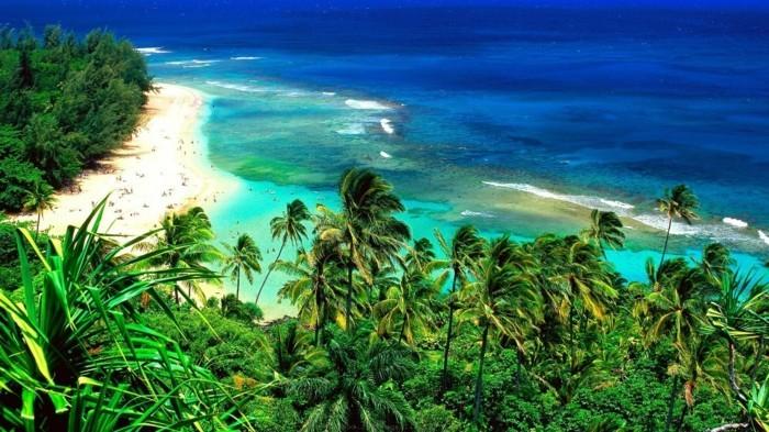 Bilder-von-Landschaften-auf-Hawaii-Insel