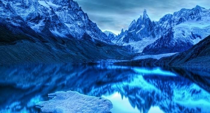 Bilder-von-Landschaften-mit-blauer-Farbe