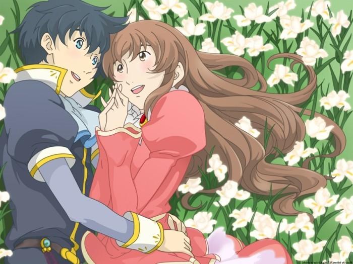 Coole-Anime-Bilder-zwei-Verliebte