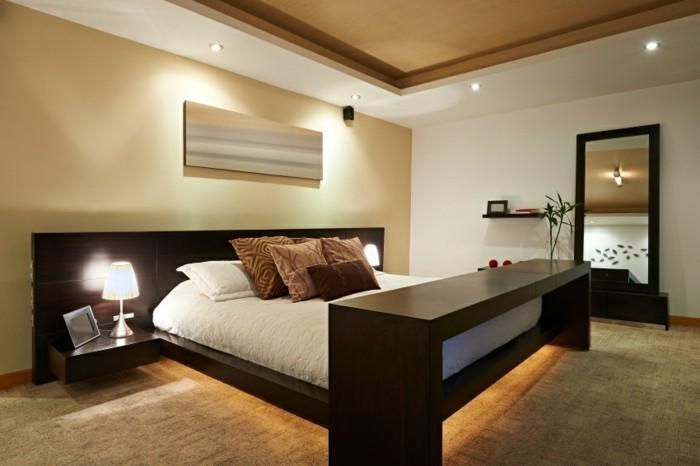 Deckenleuchte schlafzimmer licht vor schlaf - Schlafzimmer decke ...