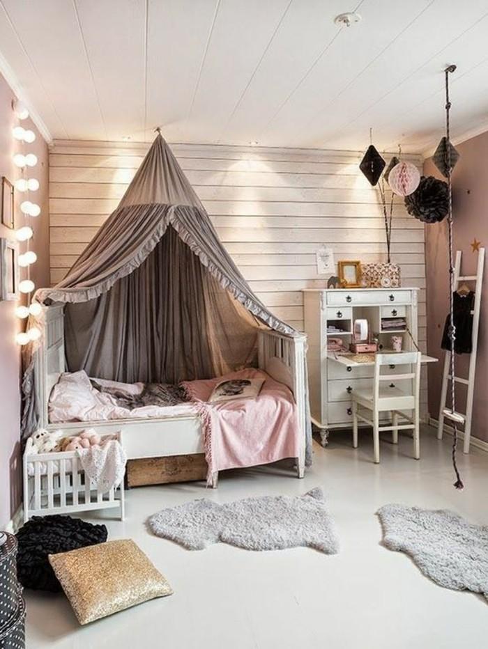 Deckenleuchte-Schlafzimmer-für-Zimmer-eines-Mädchens