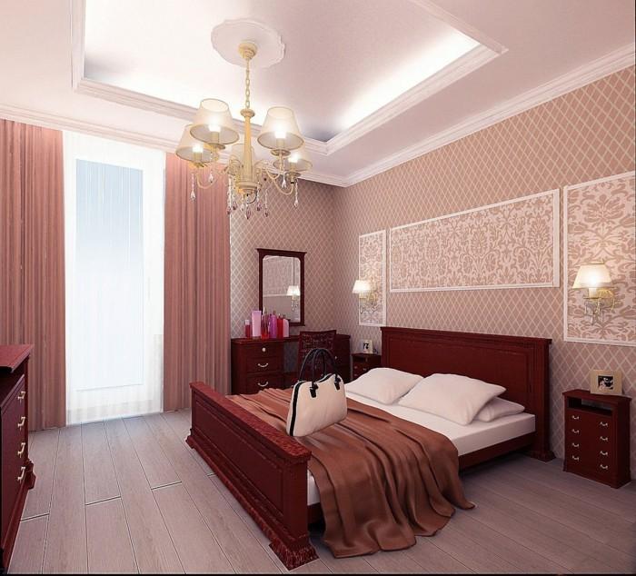 Deckenleuchte-zu-einem-modernen-Schlafzimmer