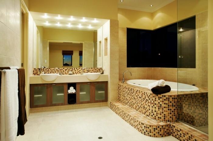 luxus badezimmer - 40 wunderschöne ideen - archzine, Hause ideen