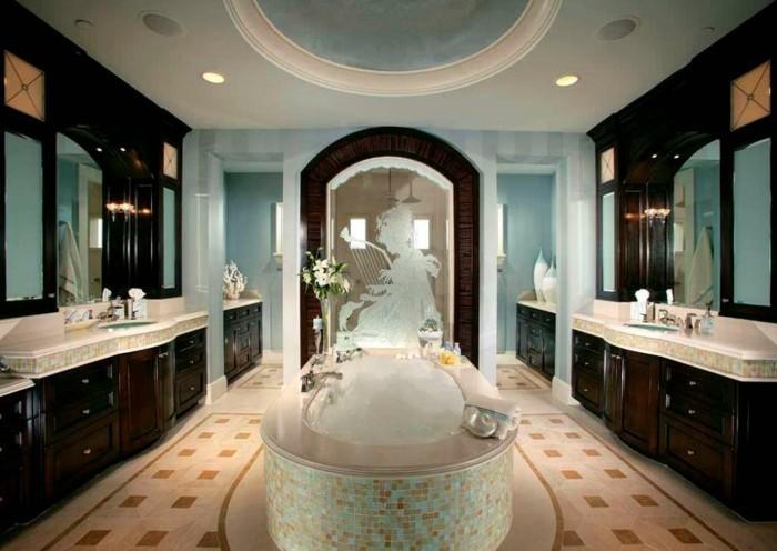 Luxus Badezimmer - 40 wunderschöne Ideen - Archzine.net