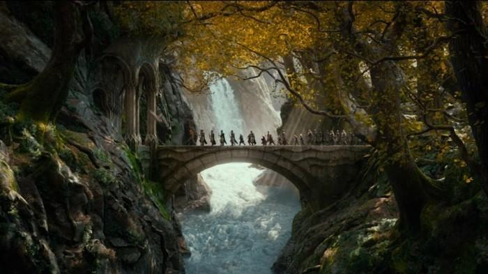 Fantasy-Action-Filme-Der-Hobbit-mit-den-Elfen