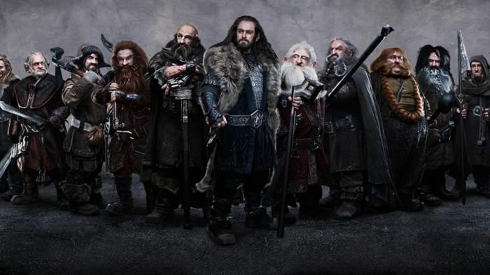 Fantasy-Action-Filme-Der-Hobitt-die-Zwerge