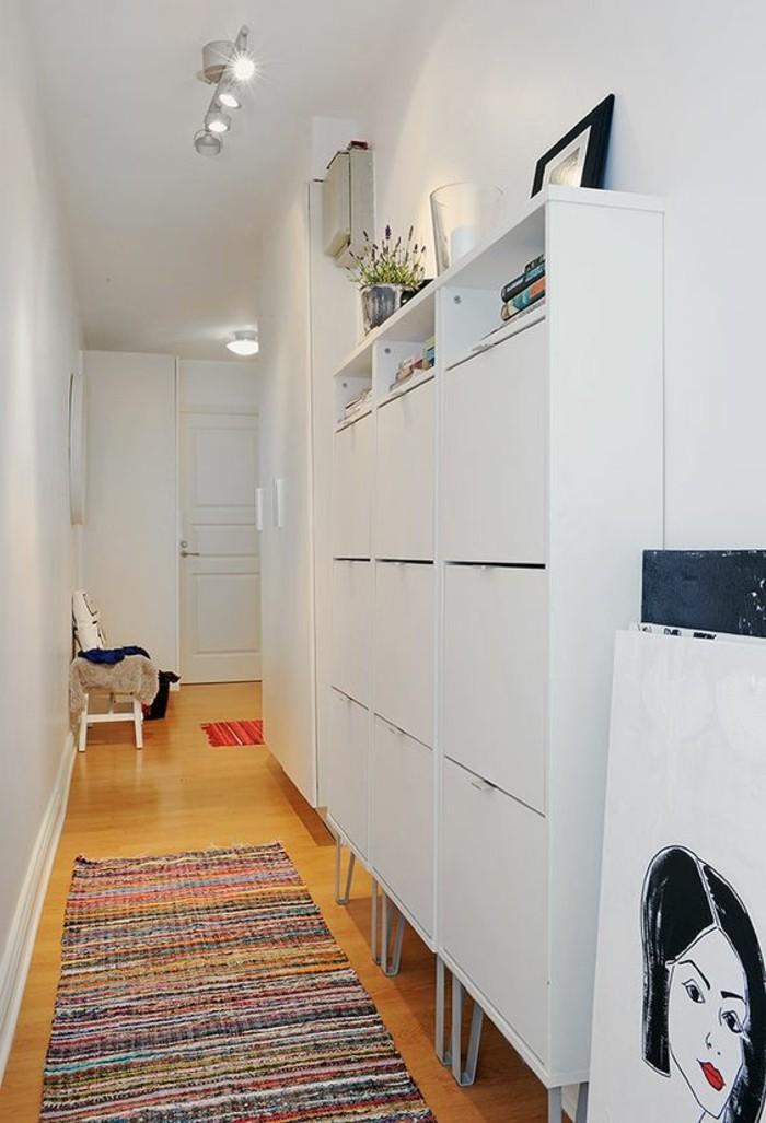 Teppiche für den flur  Teppich für den Flur: 41 Designer Vorschläge - Archzine.net