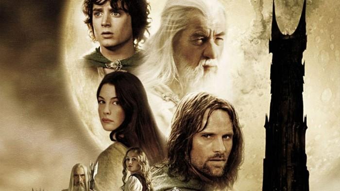 Gute-Fantasy-filme-Der-Herr-der-Ringe-ein-Poster