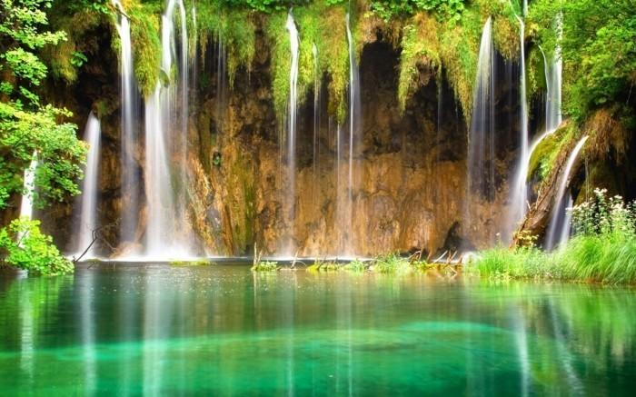 Wasserfall Bilder 40 Faszinierende Vorschl 228 Ge