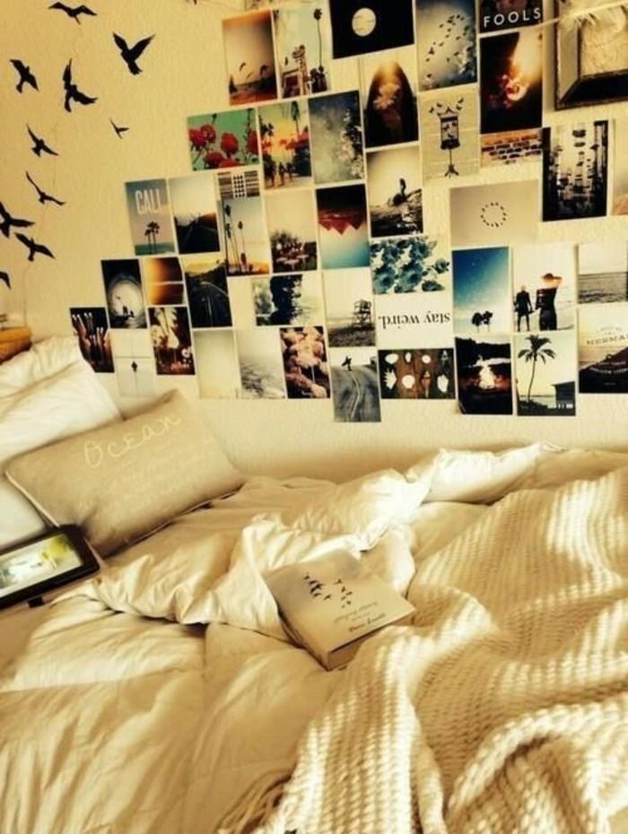 Jugendzimmer-Ideen-mit-Fotos-von-Erlebnissen
