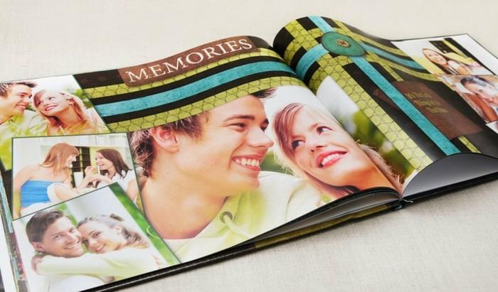 Kleines-Fotobuch-mit-der-Erinnerungen-von-einem-Paar