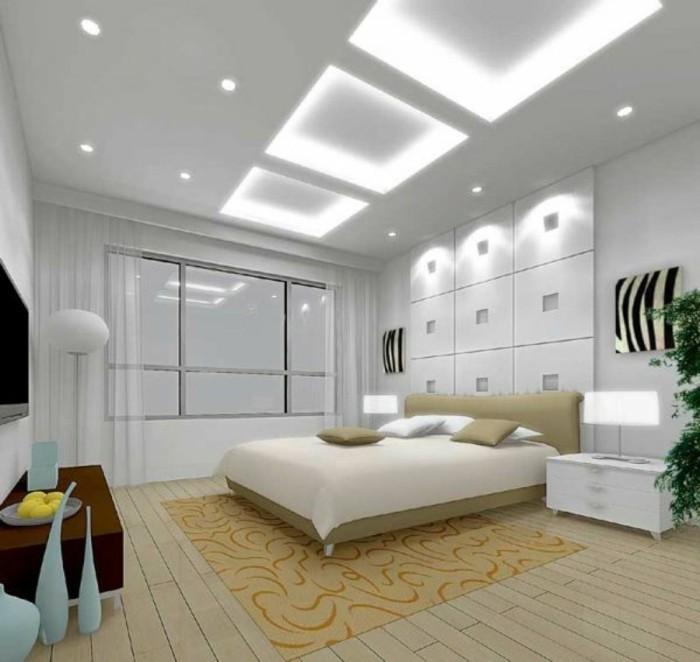 Led-Deckenleuchte-in-weißer-Farbe