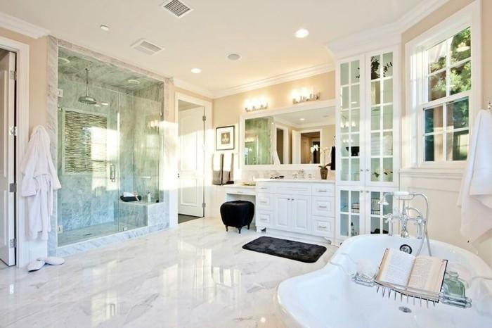 Schon Luxus Badezimmer U2013 40 Wunderschöne Ideen ...