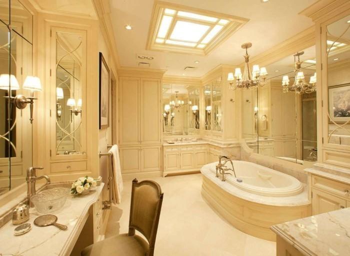 Luxus badezimmer 40 wundersch ne ideen for Luxus badezimmer einrichtung