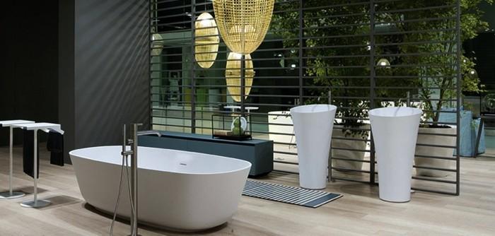 Luxus Badezimmer - 40 wunderschöne Ideen - Archzine.net | {Luxus badezimmer modern 8}
