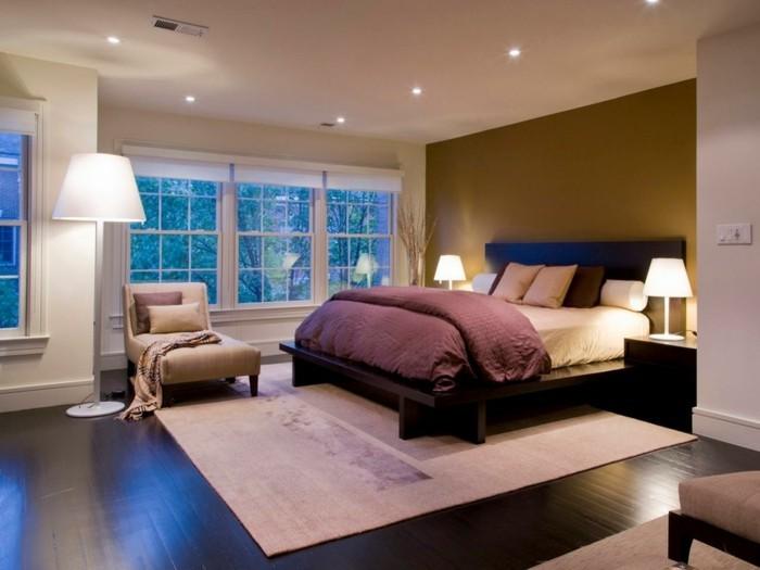 Moderne-Deckenleuchten-mit-kleinen-Glühbirnen