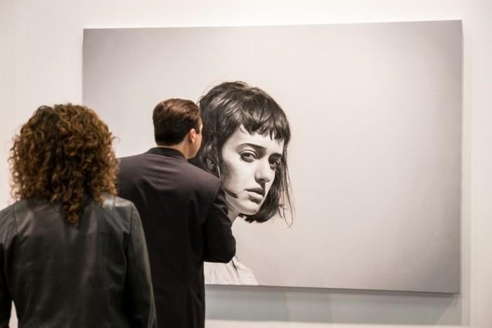 Museum-für-Zeitgenössische-Kunst-eine-berühmte-Künstlerin