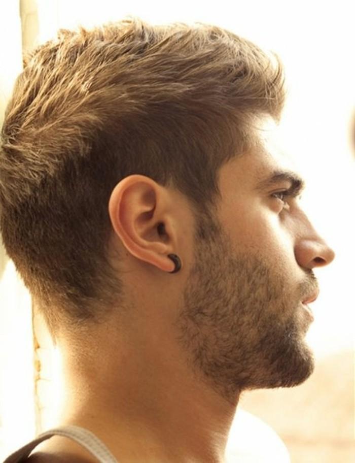 Ohrringe Aus Holz FUr Männer ~ Ohrringe für Männer Werden sie einen Modetrend?