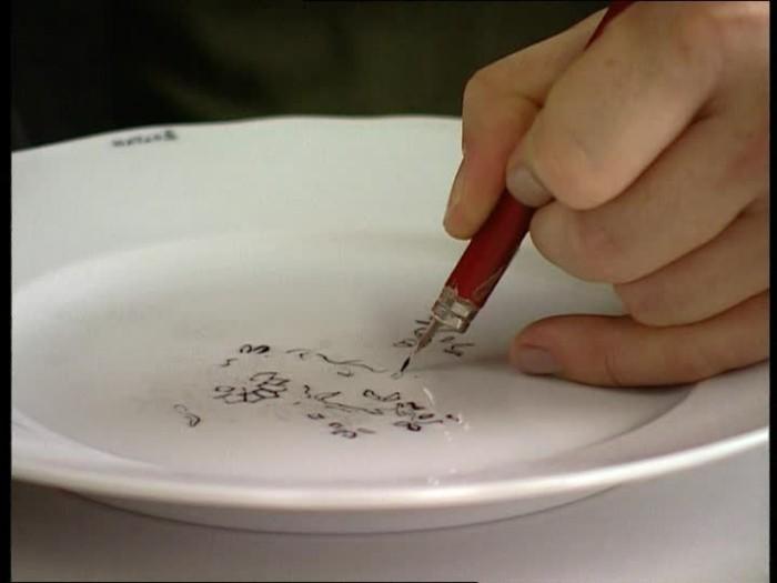 Porzellan-zum-bemalen-mit-Blättern