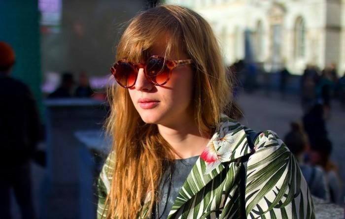 Runde-Sonnenbrillen-mit-braunem-Rahmen