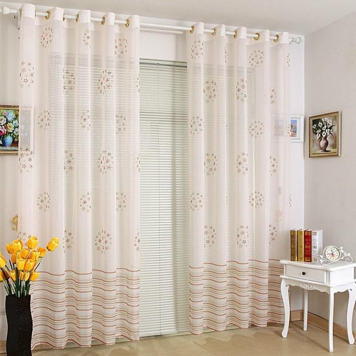 gardine wohnzimmer idee:Die Gardinen für Wohnzimmer sollen zu dem Design des Zimmers passen ~ gardine wohnzimmer idee
