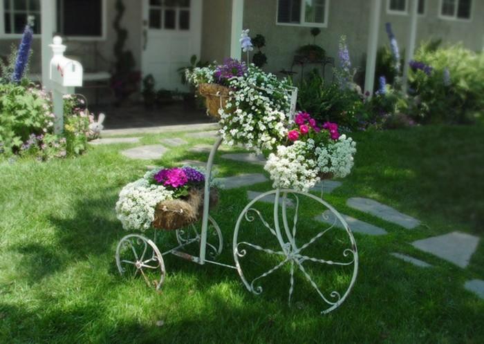 Shabby-Chic-Garten-deko-für-den-garten
