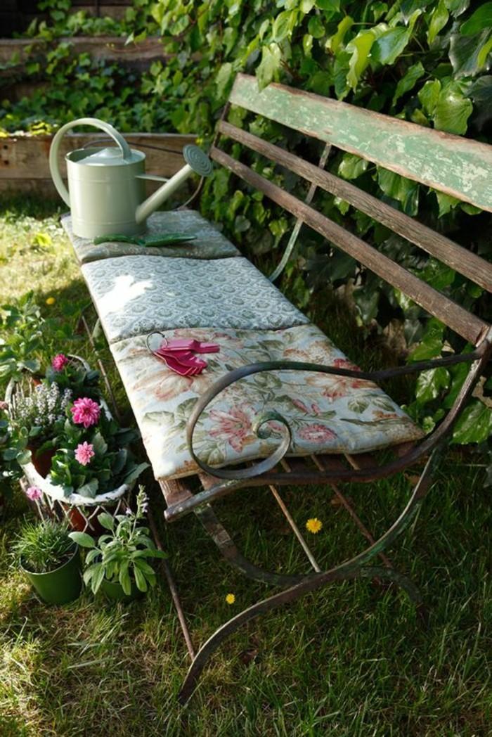 40 Beispiele für Shabby Chic Garten mit Vintage-Flair - Archzine.net