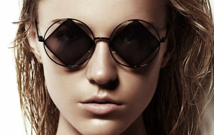 Sonnenbrille-rund-ein-ausgefallenes-Design