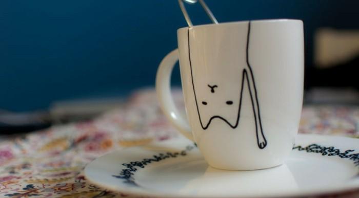 Tassen-bemalen-mit-einer-Katze