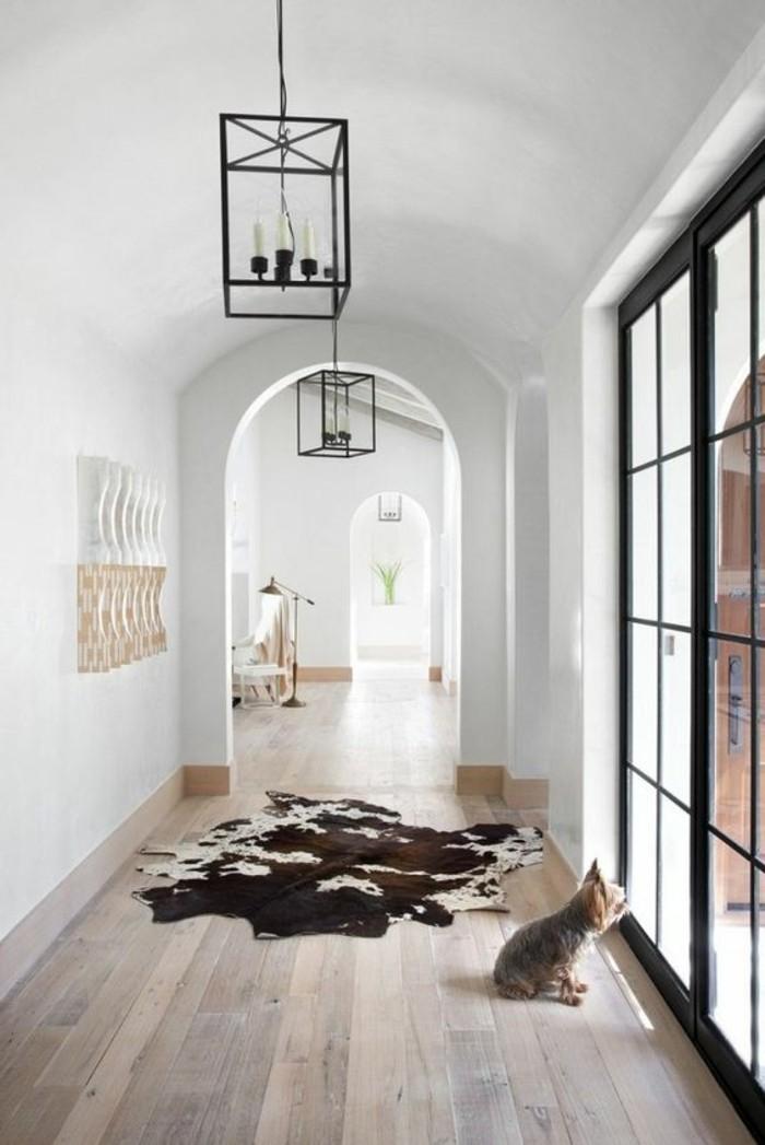 Teppich-in-dem-Flur-tieren-motiven