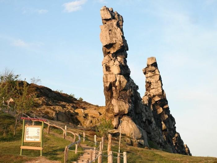 Urlaub-im-Harz-die-Felsen